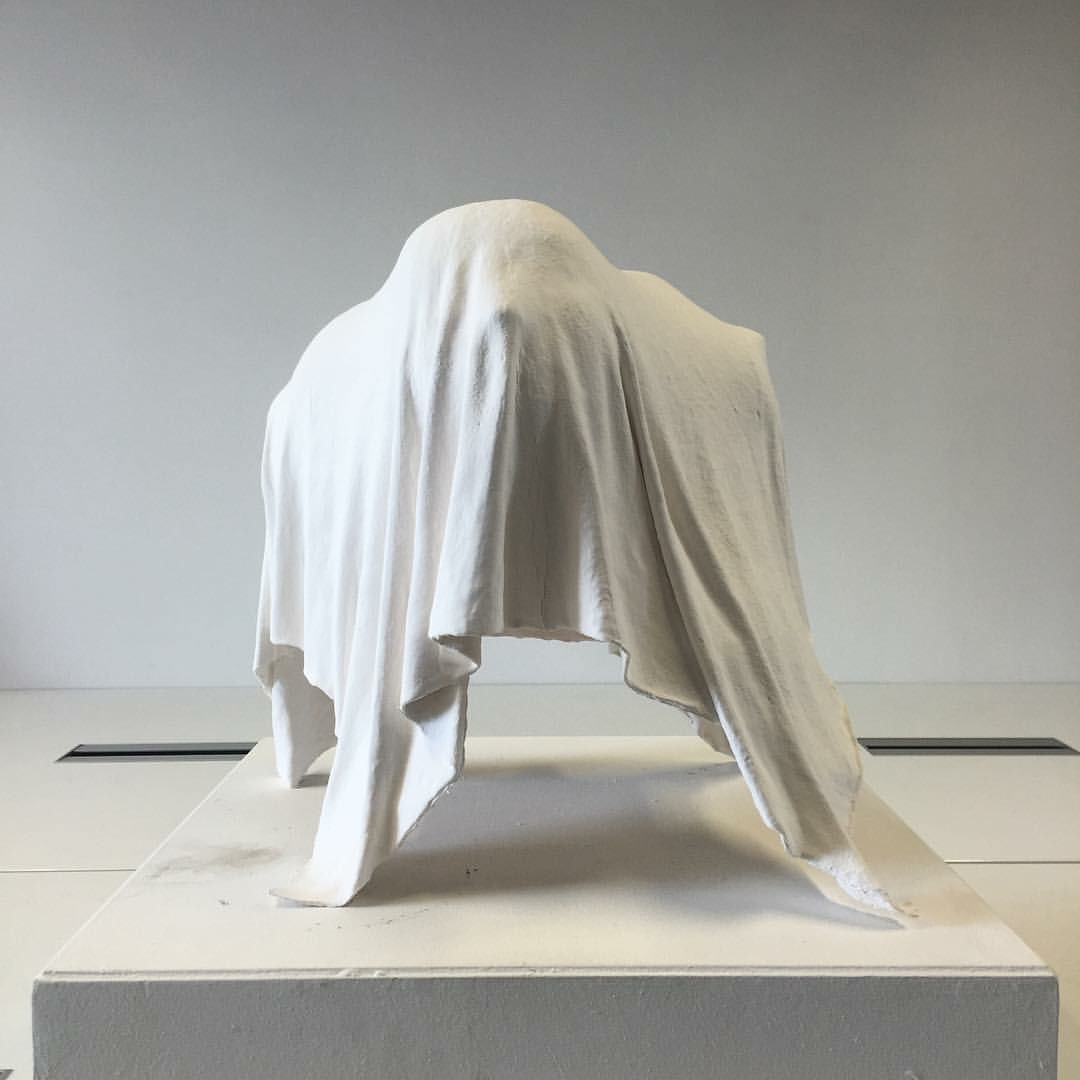 04 Under The Linen Veil - Installation with Soundscape